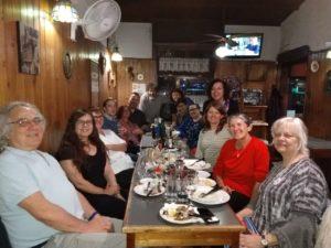 Comite Ejecutivo Assitej Internacional en Parrillada Don Koto