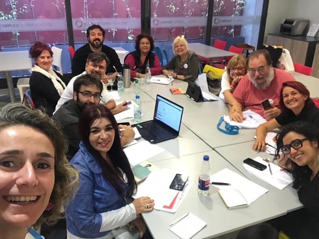 Reunion de Trabajo de Red Iberoamericana de Assitej